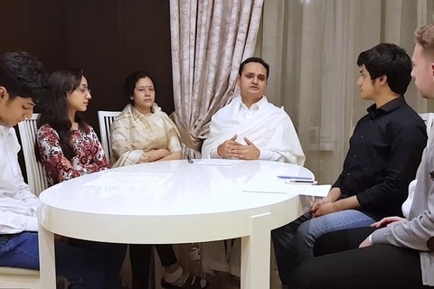 Interview of Shri Prakash Ji and his family