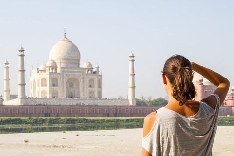 Journey to India as a path to yourself