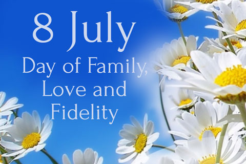 Day of Family, Love and Fidelity